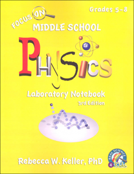 Focus On Middle School Physics Laboratory Notebook (3rd Edition)