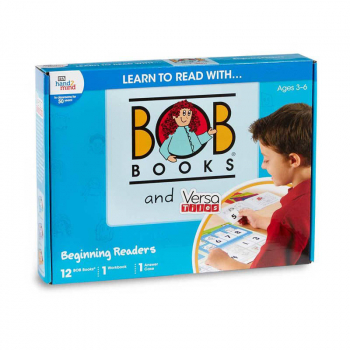 Learn to Read with BOB Books and VersaTiles Beginning Readers Set