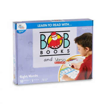 Learn to Read with BOB Books and VersaTiles Sight Words Set