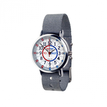 EasyRead Time Teacher Past & To Watch - Grey Strap