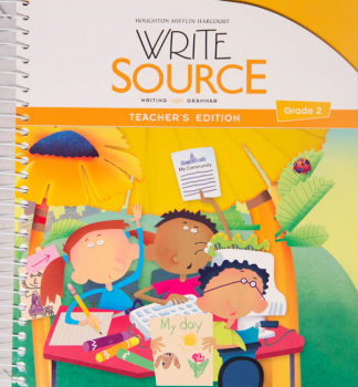 Write Source (2012 Edition) Grade 2 Teacher's Edition