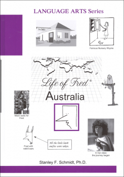 Life of Fred Language Arts: Australia