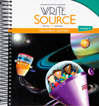 Write Source (2012 Edition) Grade 6 Teacher's Edition
