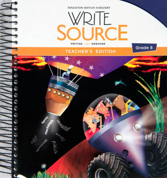 Write Source (2012 Edition) Grade 8 Teacher's Edition