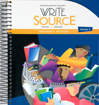 Write Source (2012 Edition) Grade 9 Teacher's Edition