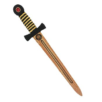 WoodyLion Sword - Black/Gold (style a)