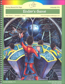 Ender's Game Language Arts Unit (High School Semester 2)