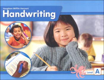 HMH Handwriting Ball and Stick Student Edition Grade 1: Level A
