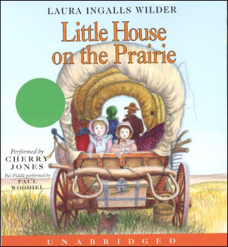 Little House on the Prairie Audio CDs