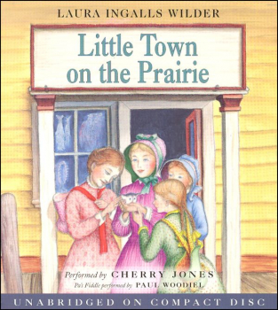 Little Town on the Prairie Audio CDs