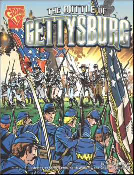 Battle of Gettysburg (Graphic Library)