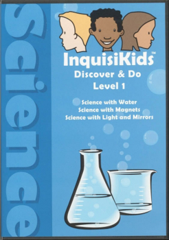 InquisiKids Discover & Do DVD: Level 1