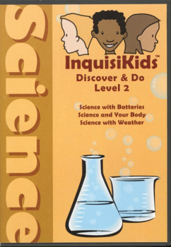 InquisiKids Discover & Do DVD: Level 2