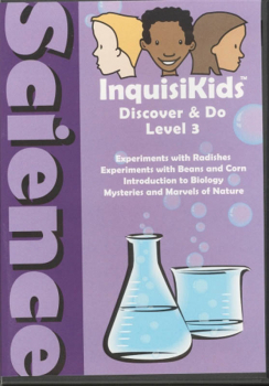 InquisiKids Discover & Do DVD: Level 3