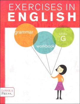 Exercises in English 2013 Level G Student Workbook