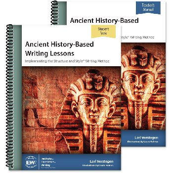 Ancient History-Based Writing Lessons Teacher/StudentCombo Fifth Edition