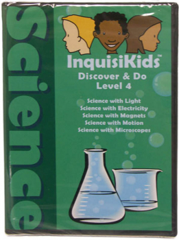 InquisiKids Discover & Do DVD: Level 4