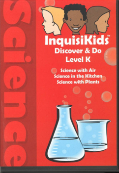 InquisiKids Discover & Do DVD: Level K
