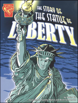 Story of Statue of Liberty (Graphic Library)