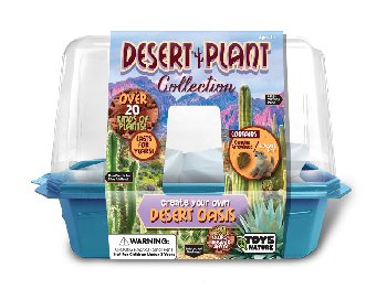 Desert Plant Collection (Mini Worlds Terrarium)