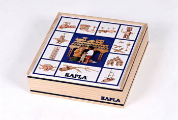100 Piece Set in Wooden Box