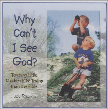 Why Can't I See God? CD