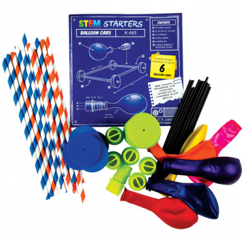 Balloon Car (Stem Starter Kit)