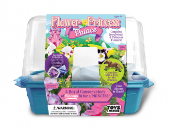 Flower Princess Palace (Mini Worlds Terrarium)