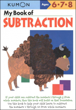 My Book of Subtraction (Gr 1-3)