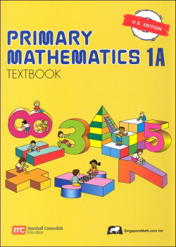 Primary Math US 1A Textbook
