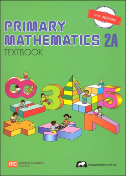 Primary Math US 2A Textbook