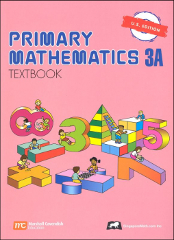 Primary Math US 3A Textbook