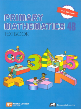 Primary Math US 4B Textbook