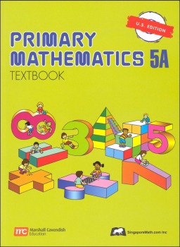 Primary Math US 5A Textbook