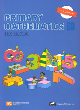 Primary Math US 6B Textbook