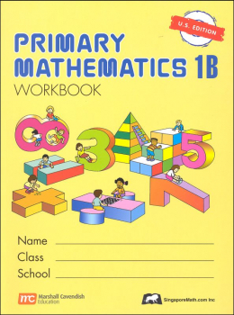 Primary Math US 1B Workbook