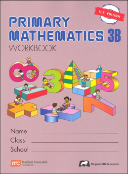 Primary Math US 3B Workbook