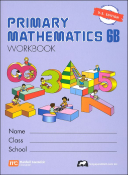Primary Math US 6B Workbook