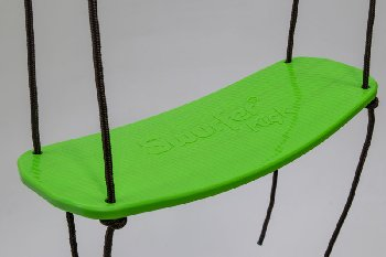 Swurfer Kick Plastic Swingboard Red