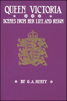 Queen Victoria softcover