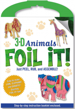 3-D Animals Foil It! Activity Kit