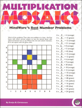 Multiplication (Math Mosaics)