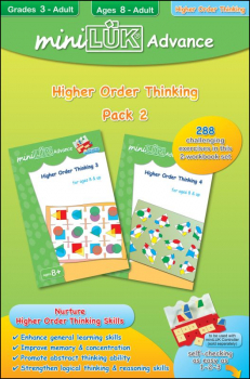 miniLUK Advance - Higher Order Thinking 2