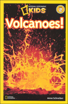 Volcanoes! (National Geographic Reader Level 2)