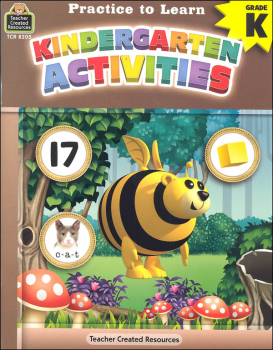 Kindergarten Activites (Practice to Learn)