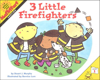 3 Little Firefighters (MathStart L1: Sorting)