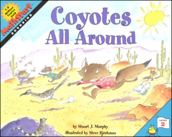 Coyotes All Around (MathStart L2:Rounding)