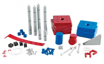 Simple Machines Set - 63 pcs