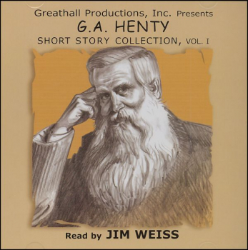 Henty Short Story Collection V. 1 Audio