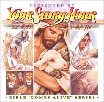 "Bible ""Come Alive"" Album 5 CDs"